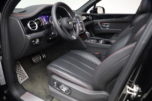 Used 2018 Bentley Bentayga Black Edition for sale $169,900 at Pagani of Greenwich in Greenwich CT 06830 17