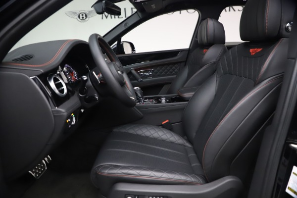 Used 2018 Bentley Bentayga Black Edition for sale $169,900 at Pagani of Greenwich in Greenwich CT 06830 18