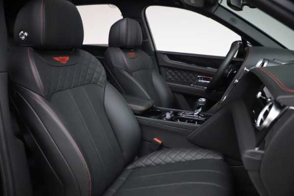 Used 2018 Bentley Bentayga Black Edition for sale $169,900 at Pagani of Greenwich in Greenwich CT 06830 26