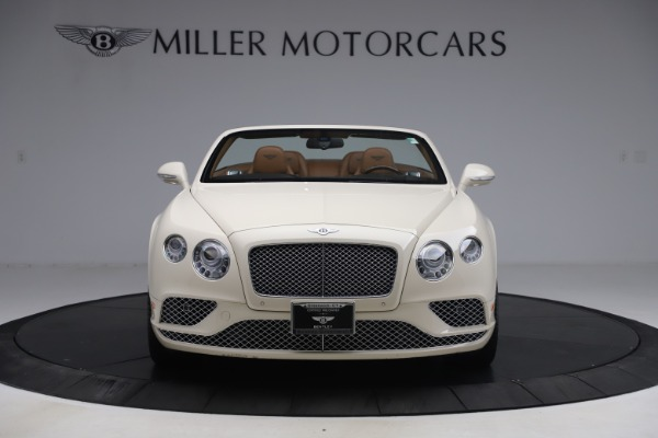 Used 2017 Bentley Continental GT W12 for sale Sold at Pagani of Greenwich in Greenwich CT 06830 12