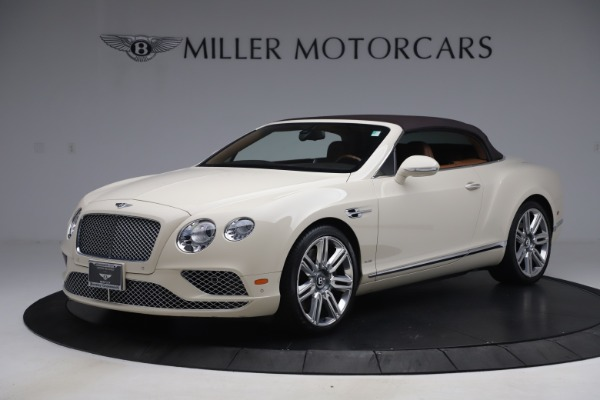 Used 2017 Bentley Continental GT W12 for sale Sold at Pagani of Greenwich in Greenwich CT 06830 13