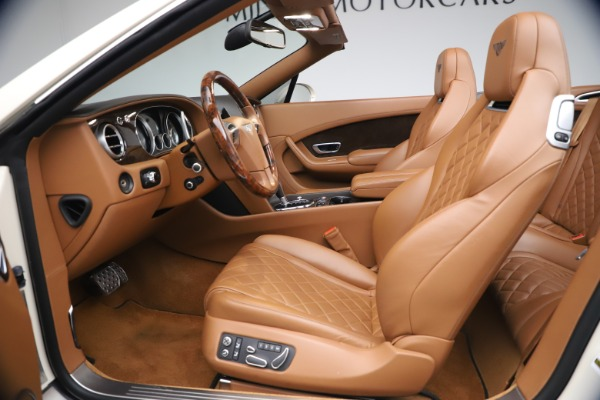 Used 2017 Bentley Continental GT W12 for sale Sold at Pagani of Greenwich in Greenwich CT 06830 26