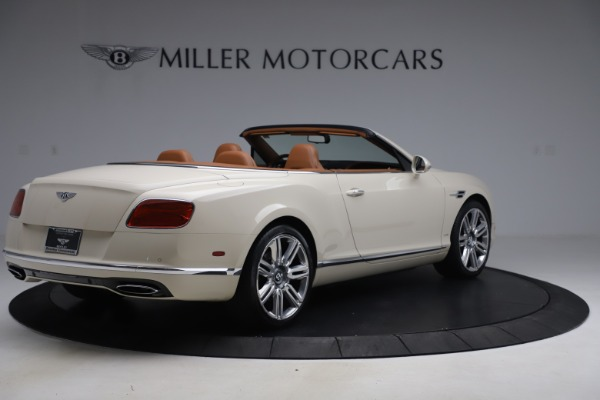 Used 2017 Bentley Continental GT W12 for sale Sold at Pagani of Greenwich in Greenwich CT 06830 8