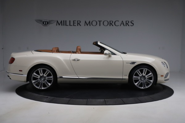 Used 2017 Bentley Continental GT W12 for sale Sold at Pagani of Greenwich in Greenwich CT 06830 9