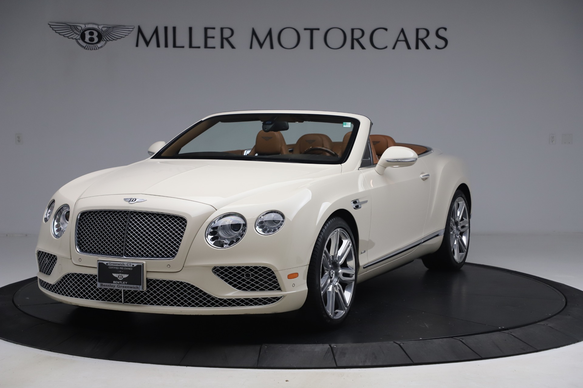 Used 2017 Bentley Continental GT W12 for sale Sold at Pagani of Greenwich in Greenwich CT 06830 1