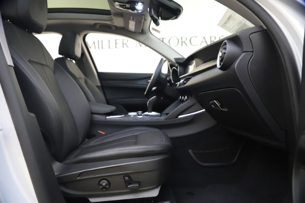 New 2020 Alfa Romeo Stelvio Q4 for sale Sold at Pagani of Greenwich in Greenwich CT 06830 23
