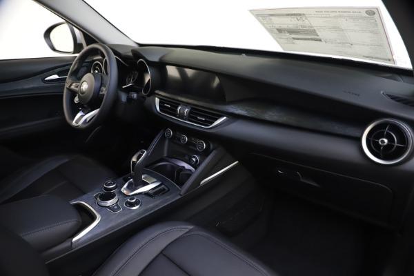 New 2020 Alfa Romeo Stelvio Q4 for sale Sold at Pagani of Greenwich in Greenwich CT 06830 24