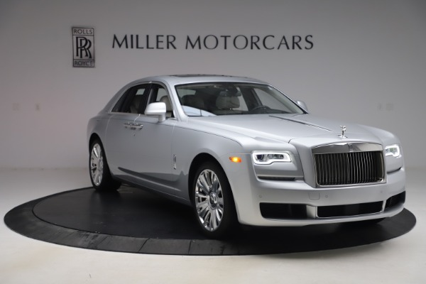 Used 2018 Rolls-Royce Ghost for sale $249,900 at Pagani of Greenwich in Greenwich CT 06830 12