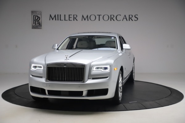 Used 2018 Rolls-Royce Ghost for sale $259,900 at Pagani of Greenwich in Greenwich CT 06830 2