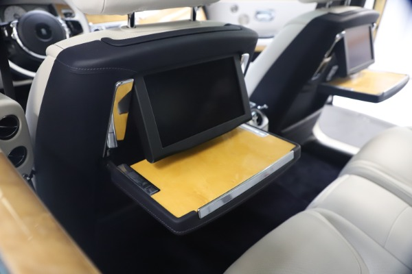 Used 2018 Rolls-Royce Ghost for sale $249,900 at Pagani of Greenwich in Greenwich CT 06830 22