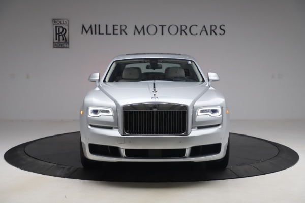 Used 2018 Rolls-Royce Ghost for sale $259,900 at Pagani of Greenwich in Greenwich CT 06830 3