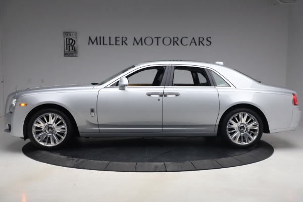 Used 2018 Rolls-Royce Ghost for sale $259,900 at Pagani of Greenwich in Greenwich CT 06830 4