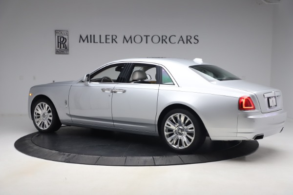 Used 2018 Rolls-Royce Ghost for sale $259,900 at Pagani of Greenwich in Greenwich CT 06830 5