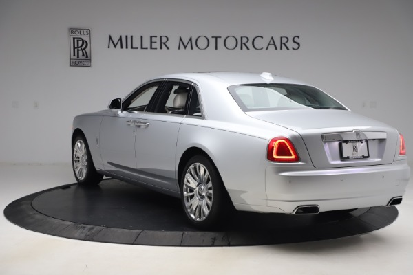 Used 2018 Rolls-Royce Ghost for sale $259,900 at Pagani of Greenwich in Greenwich CT 06830 6