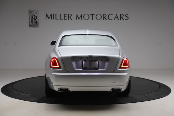 Used 2018 Rolls-Royce Ghost for sale $259,900 at Pagani of Greenwich in Greenwich CT 06830 7