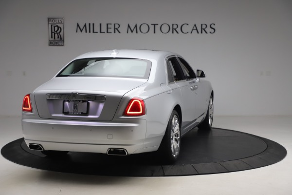 Used 2018 Rolls-Royce Ghost for sale $259,900 at Pagani of Greenwich in Greenwich CT 06830 8