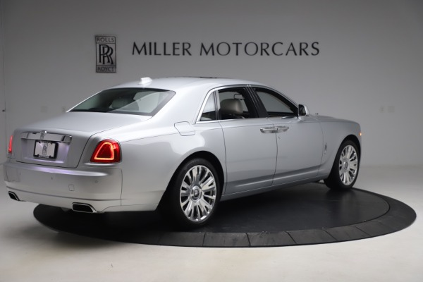 Used 2018 Rolls-Royce Ghost for sale $259,900 at Pagani of Greenwich in Greenwich CT 06830 9