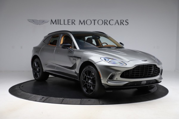 New 2021 Aston Martin DBX for sale $226,136 at Pagani of Greenwich in Greenwich CT 06830 10