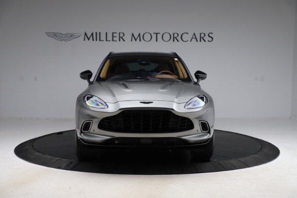 New 2021 Aston Martin DBX for sale $226,136 at Pagani of Greenwich in Greenwich CT 06830 11