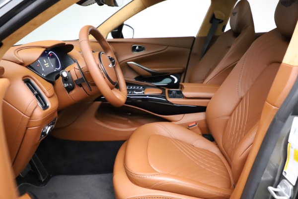 New 2021 Aston Martin DBX for sale $226,136 at Pagani of Greenwich in Greenwich CT 06830 12