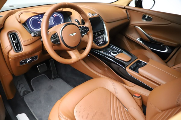 New 2021 Aston Martin DBX for sale $226,136 at Pagani of Greenwich in Greenwich CT 06830 13
