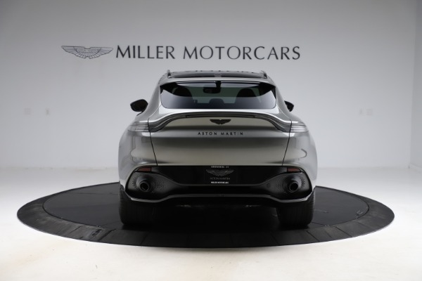 New 2021 Aston Martin DBX for sale $226,136 at Pagani of Greenwich in Greenwich CT 06830 5