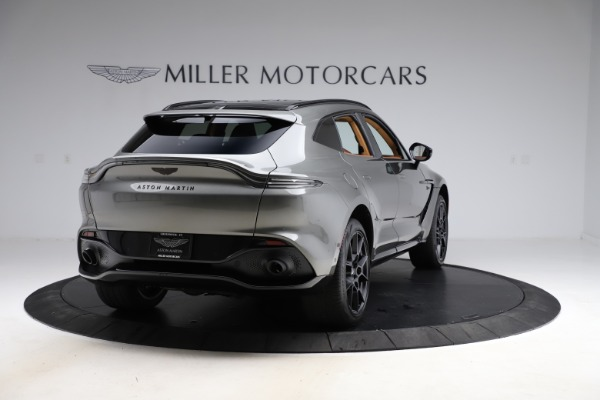 New 2021 Aston Martin DBX for sale $226,136 at Pagani of Greenwich in Greenwich CT 06830 6