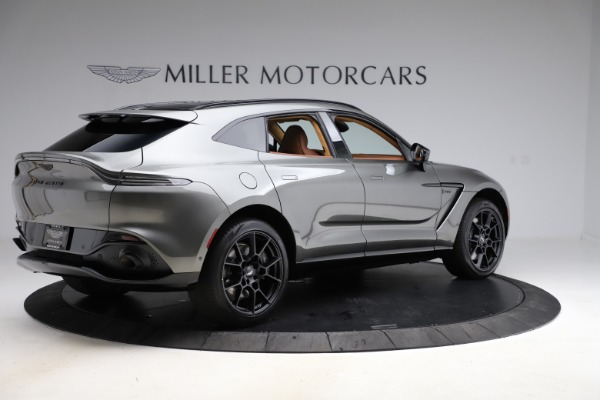 New 2021 Aston Martin DBX for sale $226,136 at Pagani of Greenwich in Greenwich CT 06830 7