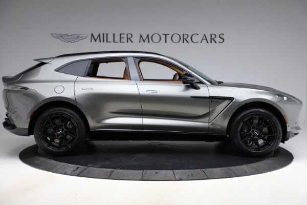 New 2021 Aston Martin DBX for sale $226,136 at Pagani of Greenwich in Greenwich CT 06830 8