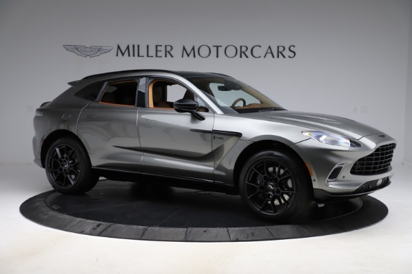 New 2021 Aston Martin DBX for sale $226,136 at Pagani of Greenwich in Greenwich CT 06830 9