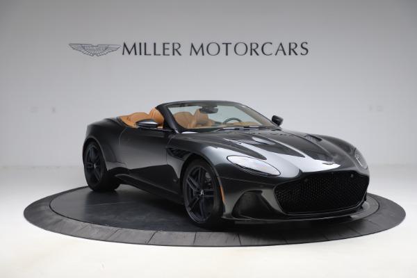 New 2021 Aston Martin DBS Superleggera Volante Convertible for sale $402,786 at Pagani of Greenwich in Greenwich CT 06830 10