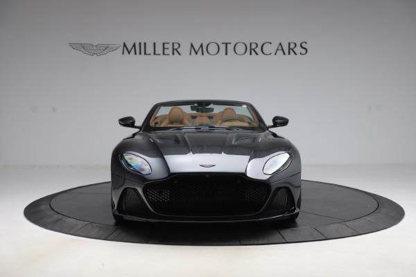 New 2021 Aston Martin DBS Superleggera Volante Convertible for sale $402,786 at Pagani of Greenwich in Greenwich CT 06830 11
