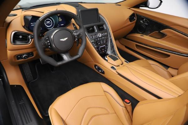 New 2021 Aston Martin DBS Superleggera Volante Convertible for sale $402,786 at Pagani of Greenwich in Greenwich CT 06830 13