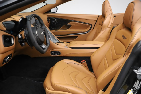New 2021 Aston Martin DBS Superleggera Volante Convertible for sale $402,786 at Pagani of Greenwich in Greenwich CT 06830 14