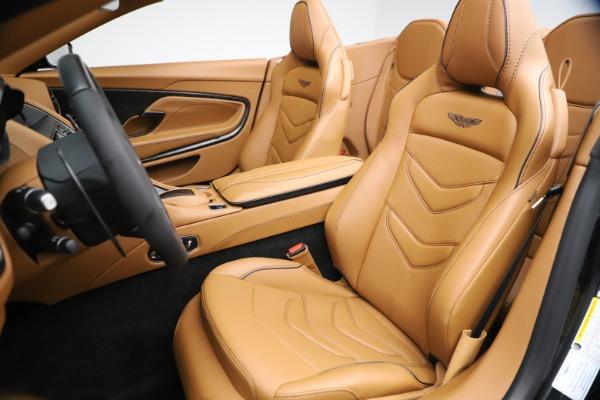 New 2021 Aston Martin DBS Superleggera Volante Convertible for sale $402,786 at Pagani of Greenwich in Greenwich CT 06830 15