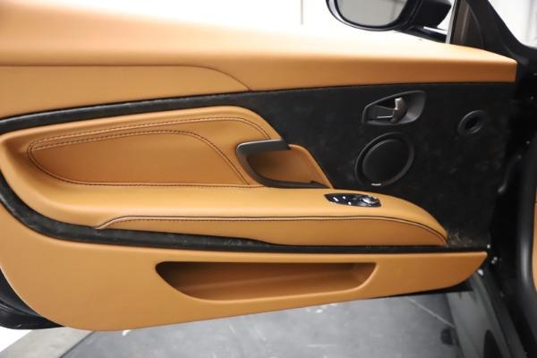 New 2021 Aston Martin DBS Superleggera Volante Convertible for sale $402,786 at Pagani of Greenwich in Greenwich CT 06830 16