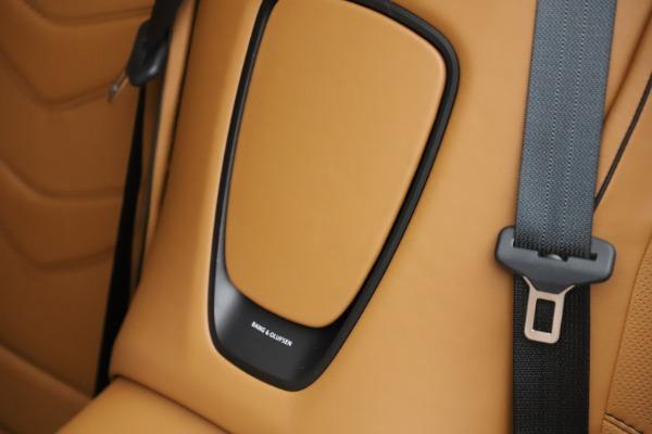 New 2021 Aston Martin DBS Superleggera Volante Convertible for sale $402,786 at Pagani of Greenwich in Greenwich CT 06830 18