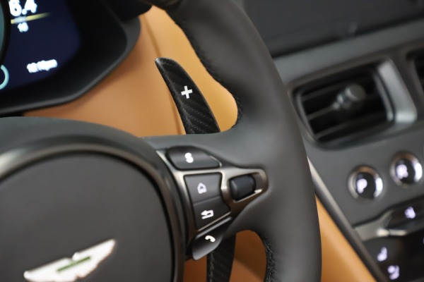 New 2021 Aston Martin DBS Superleggera Volante Convertible for sale $402,786 at Pagani of Greenwich in Greenwich CT 06830 19