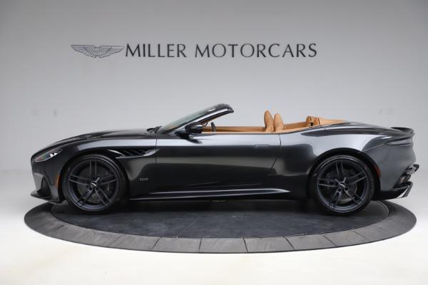 New 2021 Aston Martin DBS Superleggera Volante Convertible for sale $402,786 at Pagani of Greenwich in Greenwich CT 06830 2