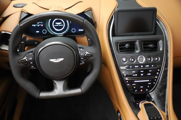 New 2021 Aston Martin DBS Superleggera Volante Convertible for sale $402,786 at Pagani of Greenwich in Greenwich CT 06830 20