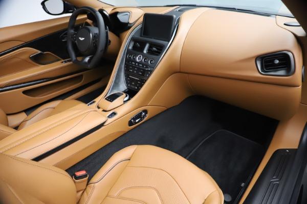 New 2021 Aston Martin DBS Superleggera Volante Convertible for sale $402,786 at Pagani of Greenwich in Greenwich CT 06830 21