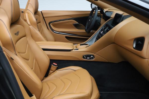 New 2021 Aston Martin DBS Superleggera Volante Convertible for sale $402,786 at Pagani of Greenwich in Greenwich CT 06830 22