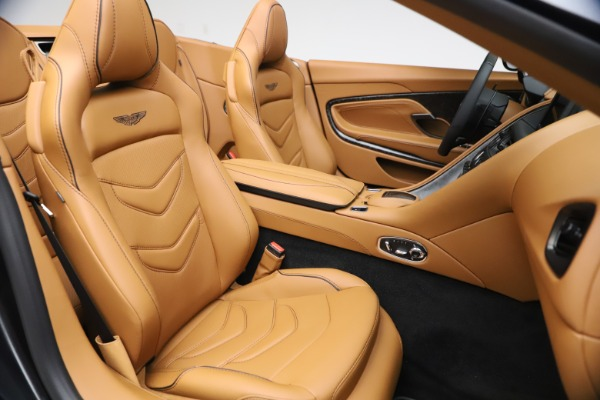 New 2021 Aston Martin DBS Superleggera Volante Convertible for sale $402,786 at Pagani of Greenwich in Greenwich CT 06830 23