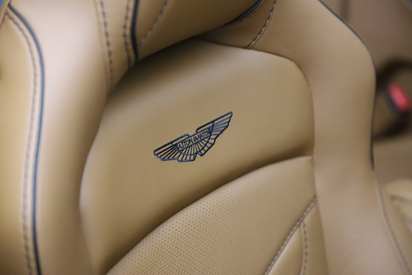 New 2021 Aston Martin DBS Superleggera Volante Convertible for sale $402,786 at Pagani of Greenwich in Greenwich CT 06830 24