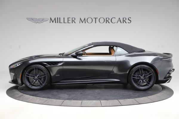 New 2021 Aston Martin DBS Superleggera Volante Convertible for sale $402,786 at Pagani of Greenwich in Greenwich CT 06830 26
