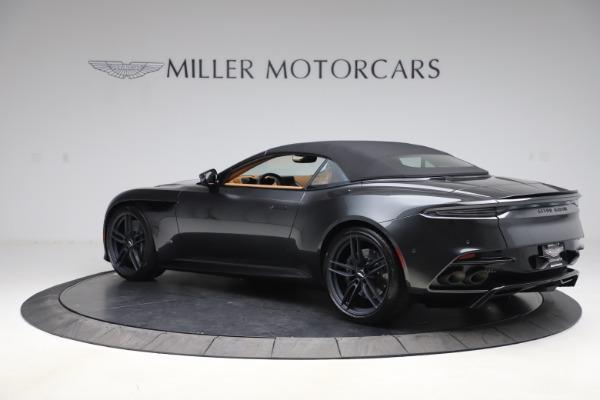 New 2021 Aston Martin DBS Superleggera Volante Convertible for sale $402,786 at Pagani of Greenwich in Greenwich CT 06830 27