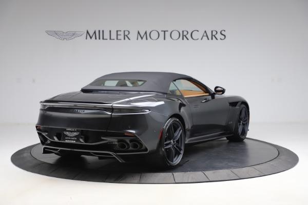 New 2021 Aston Martin DBS Superleggera Volante Convertible for sale $402,786 at Pagani of Greenwich in Greenwich CT 06830 28