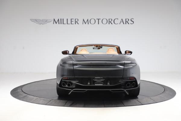 New 2021 Aston Martin DBS Superleggera Volante Convertible for sale $402,786 at Pagani of Greenwich in Greenwich CT 06830 5