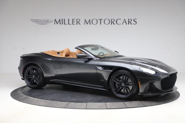 New 2021 Aston Martin DBS Superleggera Volante Convertible for sale $402,786 at Pagani of Greenwich in Greenwich CT 06830 9