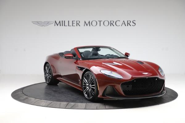 New 2021 Aston Martin DBS Superleggera Volante for sale $362,486 at Pagani of Greenwich in Greenwich CT 06830 10